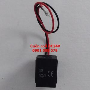 Cuộn coil | Coils for Solenoid Pulse Valves DC24V