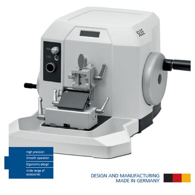 MÁY CẮT TIÊU BẢN (loại quay tay thủ công) - CUT 4062, Hãng: SLEE medical GmbH/ Đức