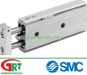 Pneumatic cylinder / double-acting / double-rod / compact | CXSJ series |SMC Pneumatic | SMC Vietnam