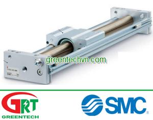 Pneumatic cylinder / double-acting / rodless / | CY1S-Z series|SMC Pneumatic | SMC Vietnam