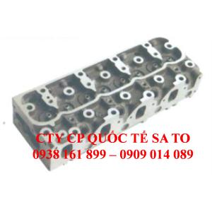 Cylinder head, 4JG2