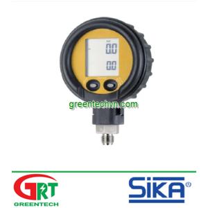 D-Ex | sika Digital pressure gauge | Đồng hồ áp suất |Digital pressure gauge | Sika Vietnam