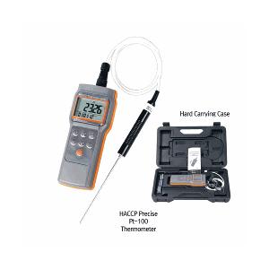 Nhiệt kế điện tử cầm tay DH.The3005 theo HACCP