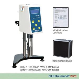 Máy đo độ nhớt - Model WVS-2M