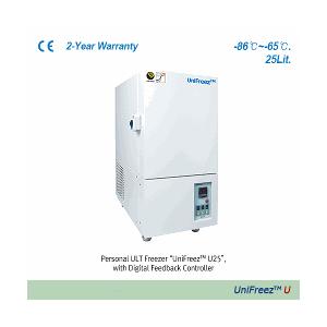 Tủ lạnh đông sâu Daihan UniFreez U25 -86 ...-65oC, 25 Lít