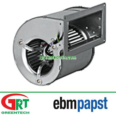 D2E097-BI56-48 | D2E097-BK66-48 | Quạt ly tâm | Centrifugal fans, dual inlet | EBMPapst vietnam