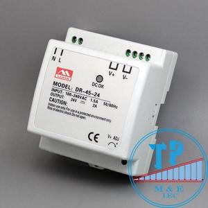 Bộ nguồn Din Rail 24VDC-45W-2A