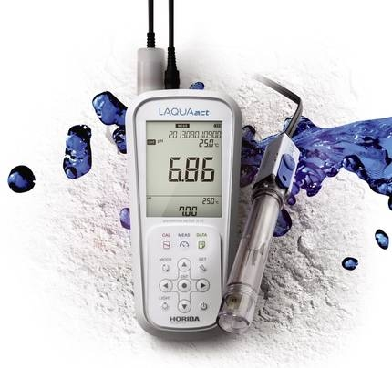 Máy đo pH cầm tay - Model: D-71A-S