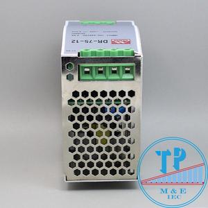 Bộ nguồn Din Rail 24VDC-75W-3,2A