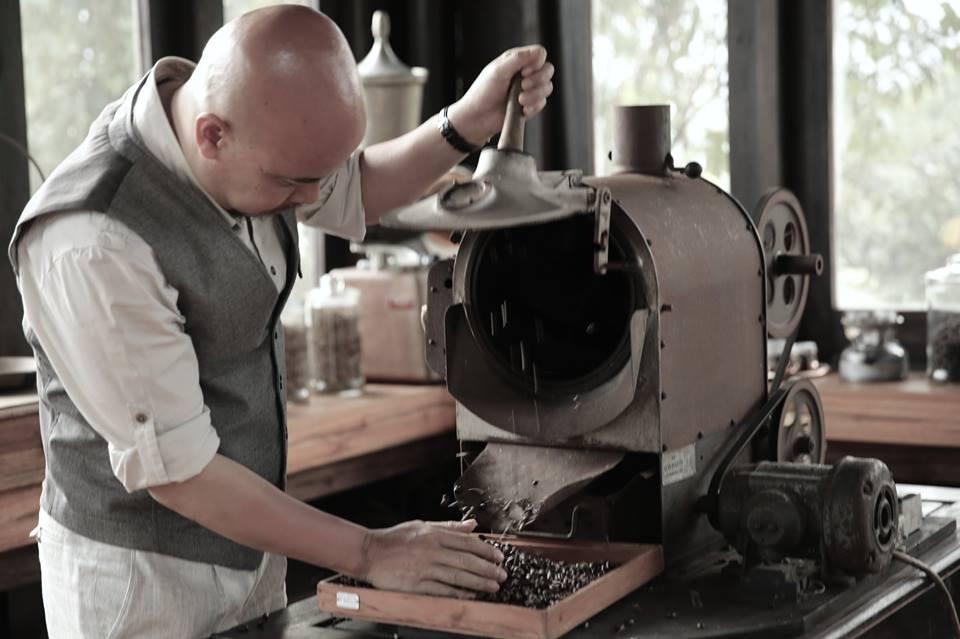 chủ tịch cà phê trung nguyên đặng lê nguyên vũ