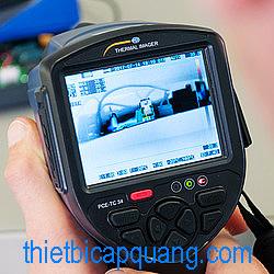 Đặc điểm nổi bật của camera đo nhiệt PCE TC-34