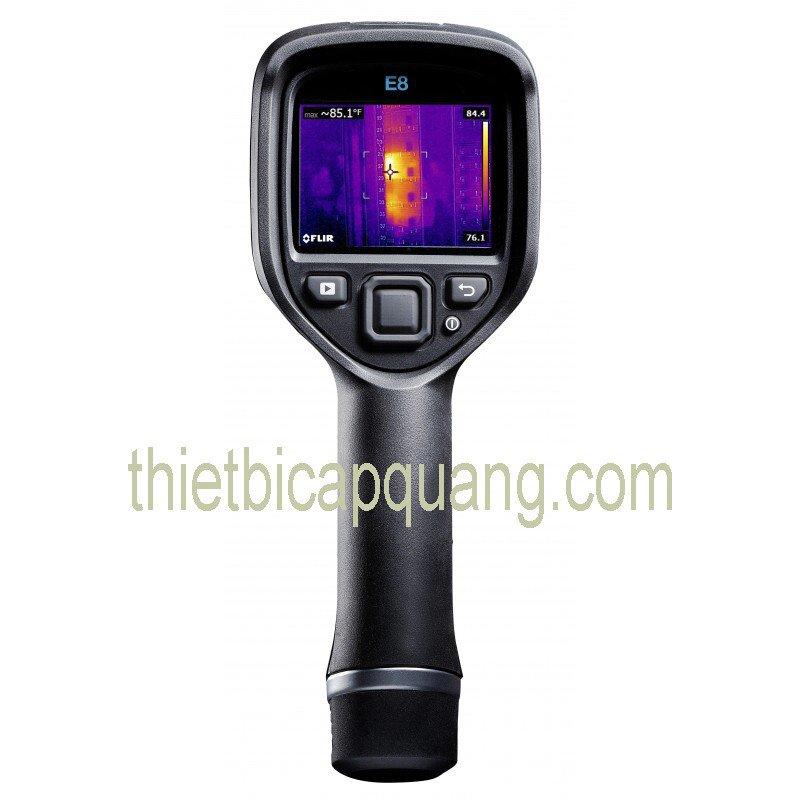 Đặc điểm nổi bật của camera nhiệt Flir E8