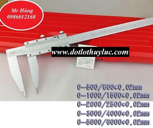 Thước kẹp cơ 2500 mm, thước kẹp cơ 2,5 m