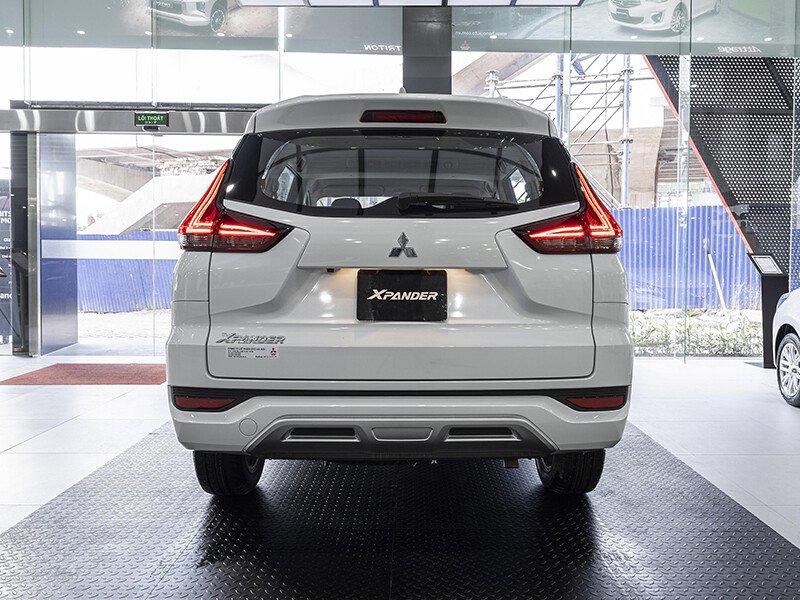 Mitsubishi Xpander AT (Nhập khẩu) 2021