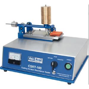 Canneed CSRT-100, CSRT-100 Coating Scratch Resistance Tester