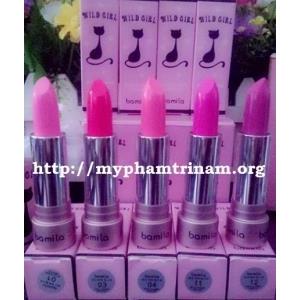 Đại lý phân phối Son dưỡng Bamila Wild Charm Lipstick