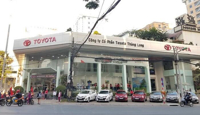 Toyota Thăng Long