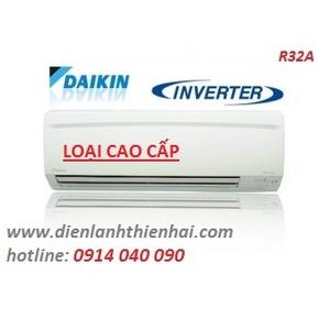 Daikin FTKM25SVMV Inverter Gas R32 CAO CẤP