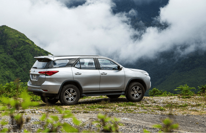 Xe SUV 7 chỗ Fortuner