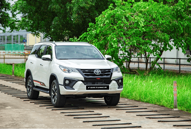 Toyota Fortuner chuyển qua hình thức lắp ráp trong nước