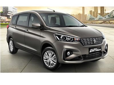 Đánh gía chi tiết Suzuki Ertiga 2018
