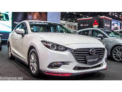 Đánh giá Mazda 3 2017 Facelift giá từ 680 triệu tại Việt Nam