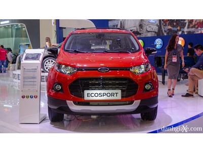 Đánh giá sự khác nhau giữa Ecosport bản Trend và Ecosport bản Titanium
