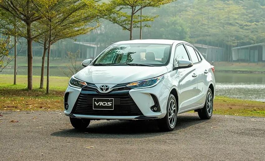 Đánh giá Toyota Vios G mới nhất
