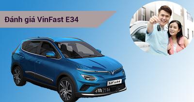 Đánh giá VinFast E34