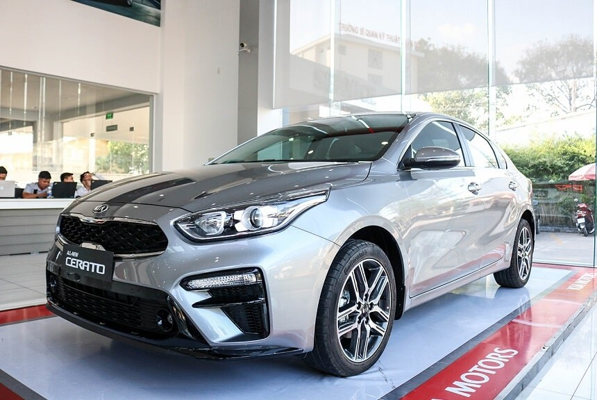 Đánh giá xe Kia Cerato 1.6 Luxury