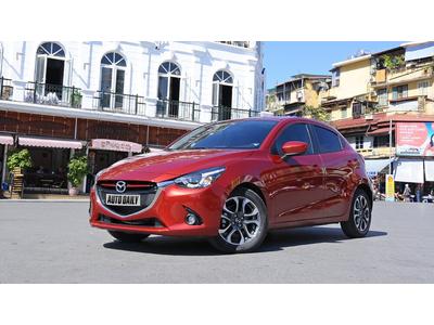 Đánh giá xe Mazda 2 All new - Hiện đại , công nghệ , xe đô thị chuẩn