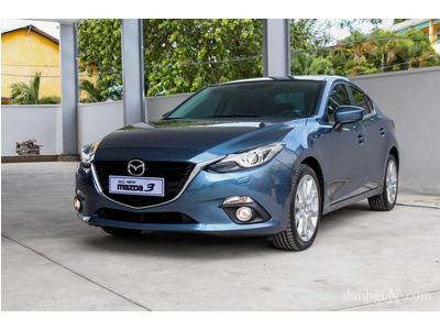 Đánh giá xe Mazda 3 All new - mạnh mẽ, công nghệ và cuốn hút