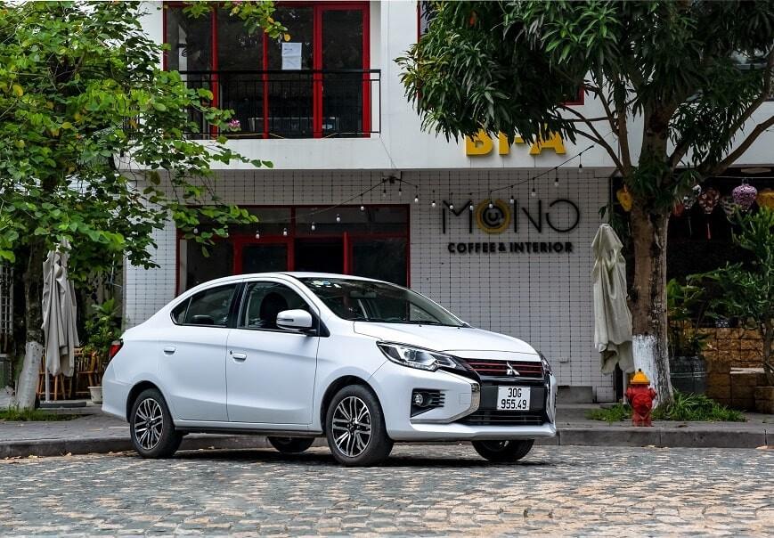 Đánh giá xe Mitsubishi Attrage mới nhất