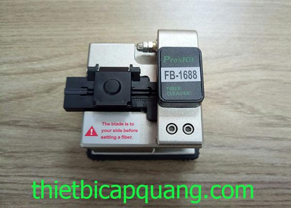 Dao cắt sợi quang Pro'sKit FB-1688 chính hãng, giá tốt