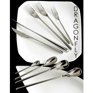 Dao muỗng nĩa tableware Fortessa Dragonfly cao cấp cho nhà hàng