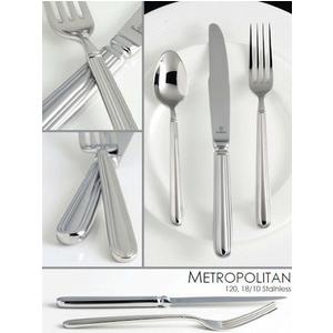 Dao muỗng nĩa tableware Fortessa Metropolian cao cấp cho nhà hàng