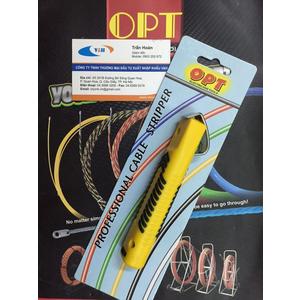 Dao rọc vỏ cáp OPT LY26-1