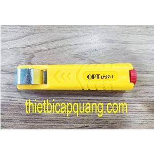 Dao rọc vỏ cáp quang giá rẻ OPT LY27-1