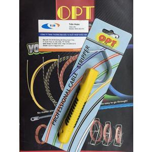 Dao rọc vỏ cáp quang OPT LY26-4