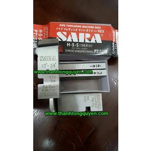 DAO TIỆN REN ỐNG INOX REX 34MM-60MM