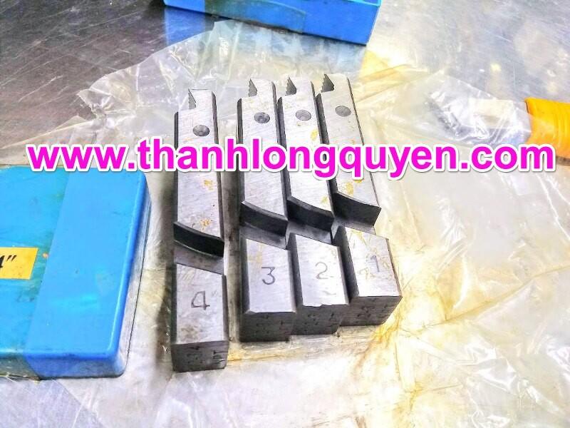 dao tiện ren ống npt 21mm-27mm long shun