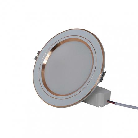 Đèn LED Downlight đổi màu AT10 110/9W SS