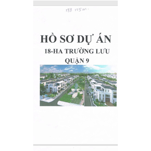 Đất 18.8 Hecta Đường Trường Lưu Quận 9 Gần Ngã Ba Nguyễn Duy Trinh và Lã Xuân Oai