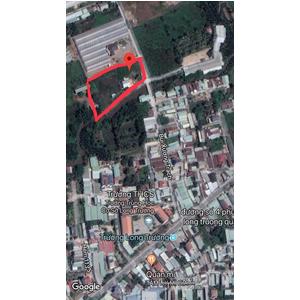 Đất 3822m2 Đường Nguyễn Duy Trinh P.Long Trường Quận 9 Gần Vòng Xoay Phú Hữu