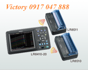 Data Logers HIOKI LR 8410