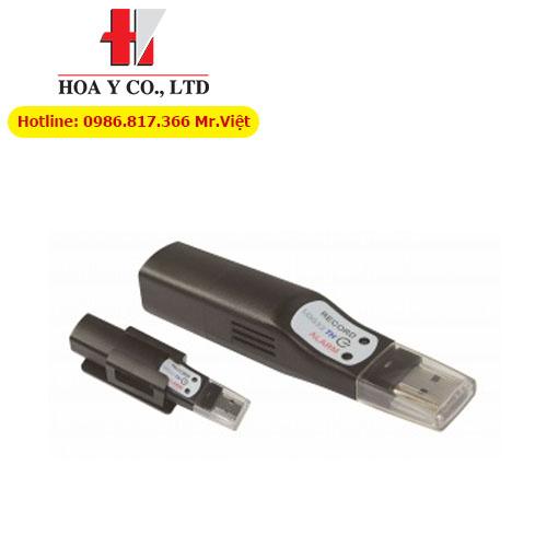 Data-logger LOG 32 TH PDF Dostmann tự ghi nhiệt độ và độ ẩm