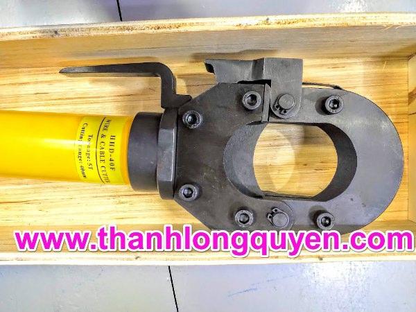 Đầu cắt cáp thủy lực hhd-40f đồng nhôm 40mm
