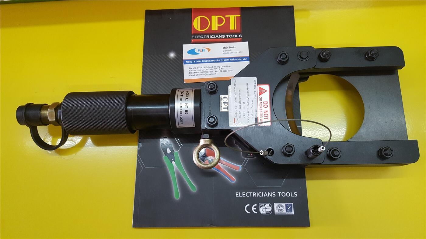 Đầu cắt cáp thủy lực OPT HT-85, HT-85S, HT-85SC