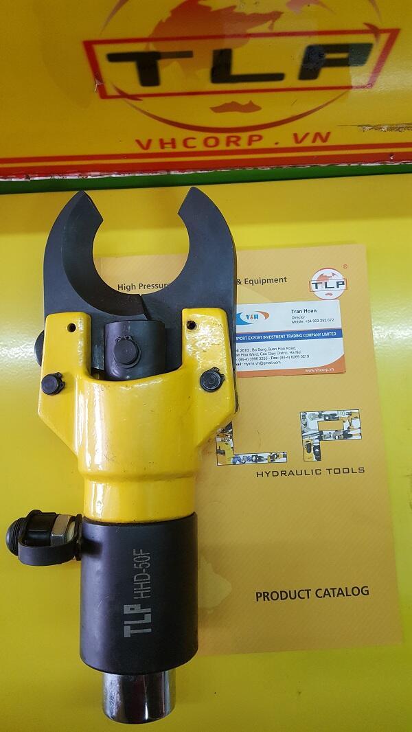 Đầu cắt cáp thủy lực TLP HHD-50F