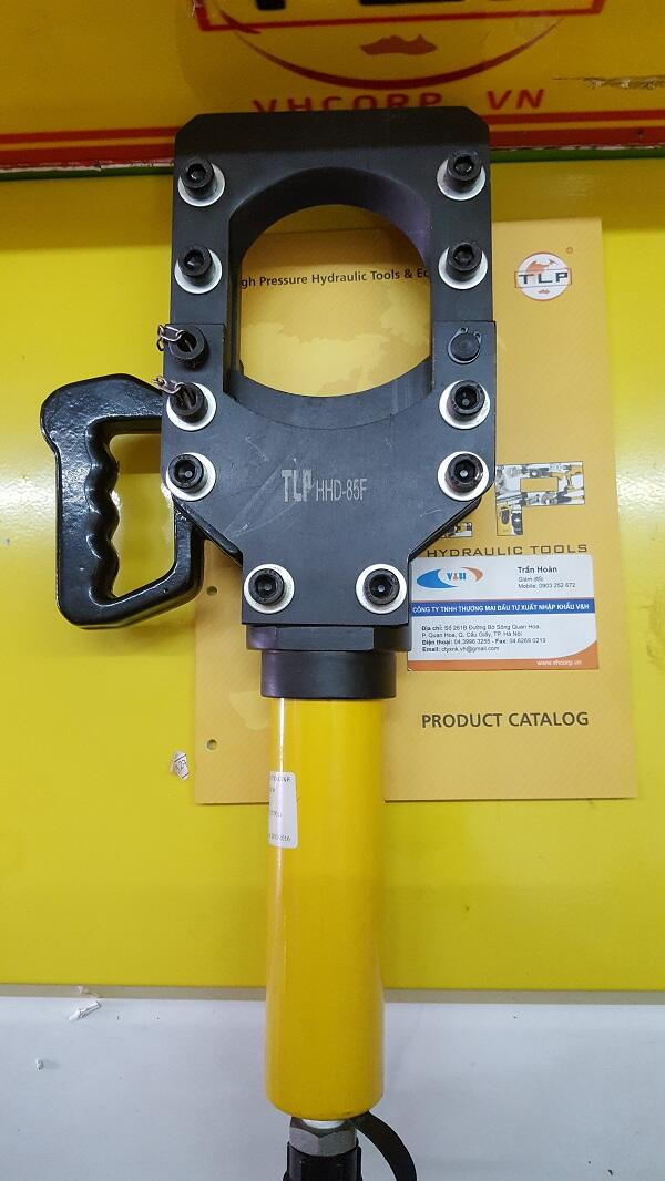 Đầu cắt cáp thủy lực TLP HHD-85F